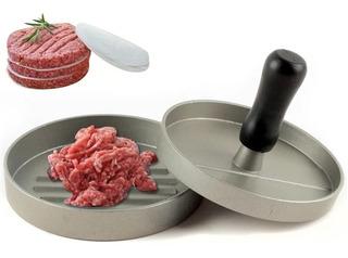 Molde Para Hamburguesa Carne Asada Molida Bbq