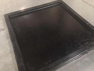 Moldes Para Fabricar Placas De Yeso Antihumedad - Modelo Lis