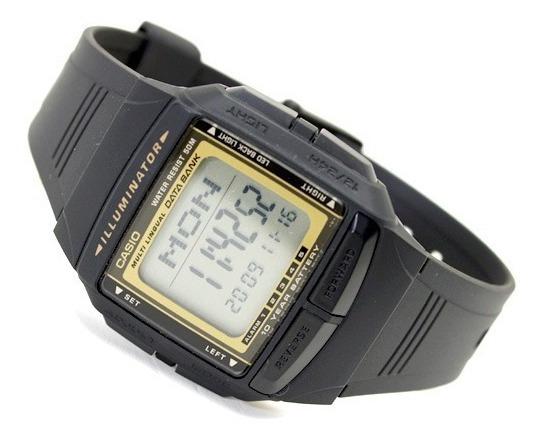 Relógio Casio Masculino Esportivo Digital Wr 50 Db-36-9avdf