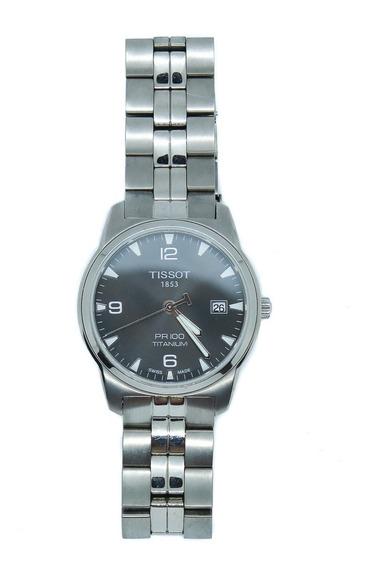 Relogio Tissot Pr100 Titanium