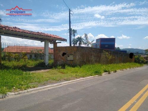 Imagem 1 de 5 de Área À Venda, 3500 M² Por R$ 2.120.000,00 - Jardim Morumbi - Atibaia/sp - Ar0061