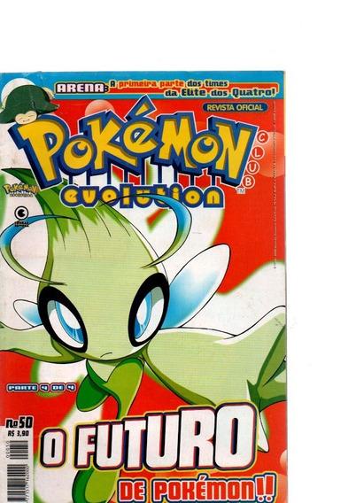 Revista Pokémon Evolution O Futuro Nº50