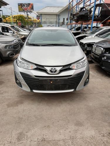 Imagem 1 de 3 de Sucata Toyota Yaris Sd Xl 2019 Retirada De Peças