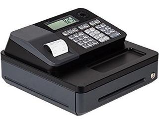 Casio Pcr-t273 Caja Registradora 24 Departamentos 999 Plu