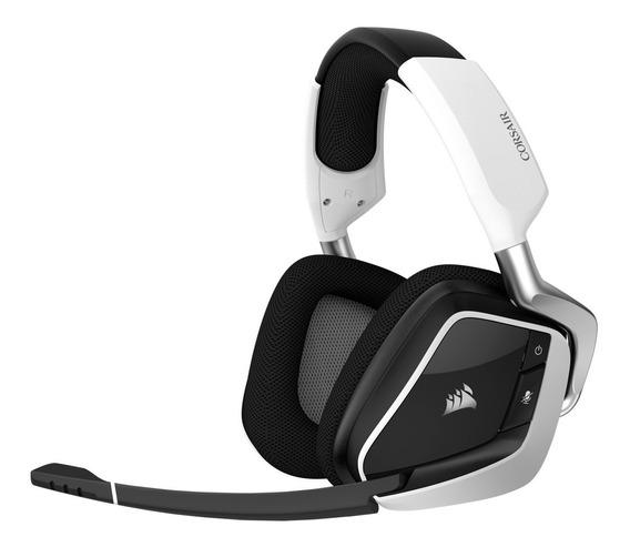 Headset Gamer Corsair Sem Fio Void Pro Rgb Com Dolby® 7.1