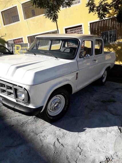Chevrolet C10 Cabine Dupla Ano