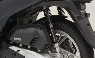 Par Amortecedor Traseiro Moto Honda Sh 150i Hrino