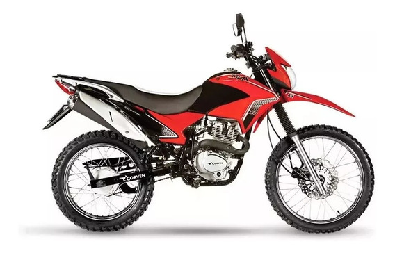Corven Triax 150 R3 18ctas$4.664 Motoroma