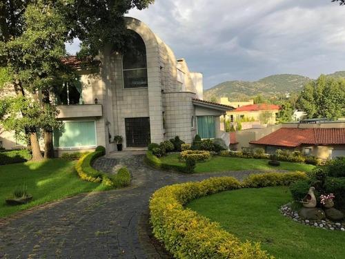 Casa En Venta Y Renta En Club De Golf Valle Escondido Atizapan
