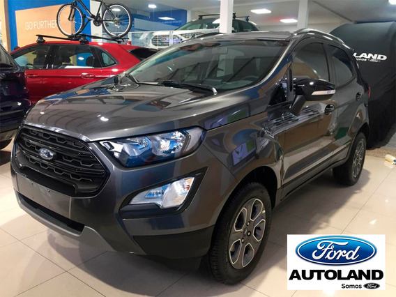 Ford Ecosport Freestyle At 4x4 2020