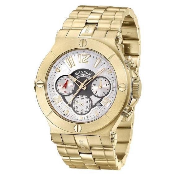 Relógio Magnum Masculino Ma32247h - Loja Oficial Clocke