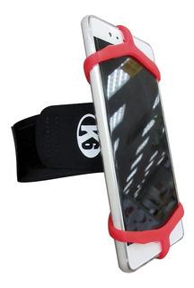 Banda Brazalete Deportivo De Brazo Ajustable Para Celular K6