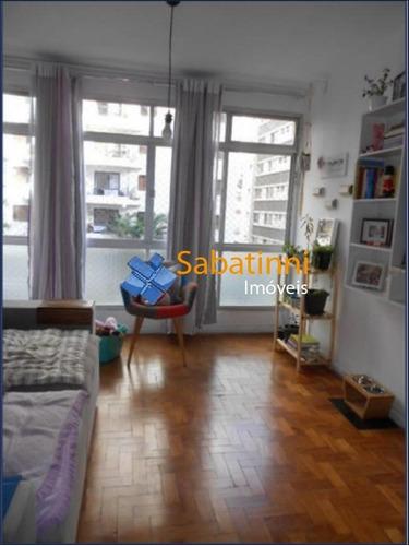 Apartamento A Venda Em Sp Bela Vista - Ap04357 - 69306860