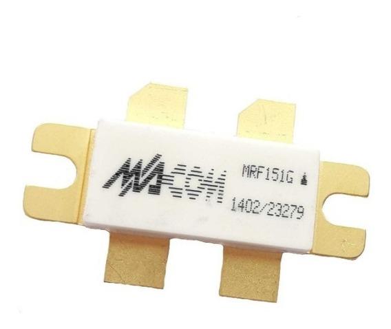 Mrf151g 300w Macom Transistor Fm Fetx2 225mhz