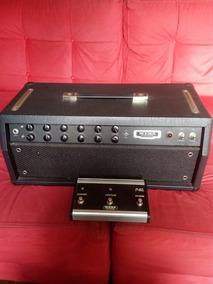 Head Mesa Boogie F-50 - U.s.a. - 6l6 - Raro - Fender / Plexi