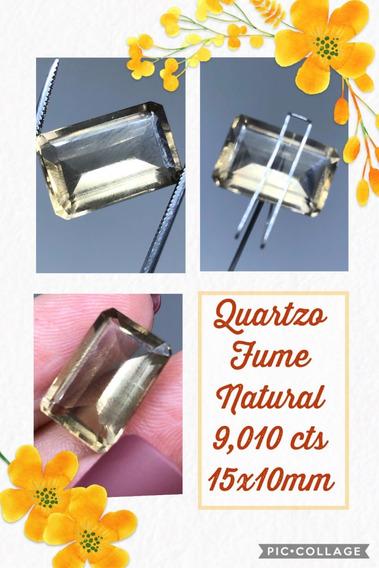 Quartzo 9 010 Cts Retangular Natural 15x10 Mm