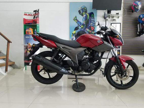 Yamaha Szr 150 2014