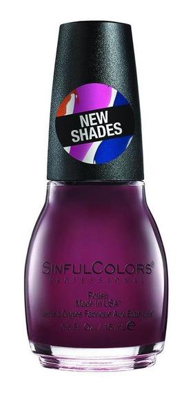 Esmaltes Para Uñas Professional Efecto Polish Sinful Colors