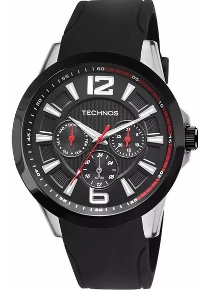 Relógio Technos Masculino P.racer 6p29ahc/8p Original Barato