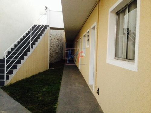 Imagem 1 de 10 de Ref: 12.743 Excelente Apartamento Studio Localizado No Bairro Chácara Belenzinho, Com 200 A.t M², 20 M² A.u. Quarto Com Cozinha Integrada. - 12743