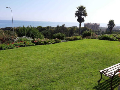 Santa María Del Mar, Jardín Propio Y Gran Vista Al Mar