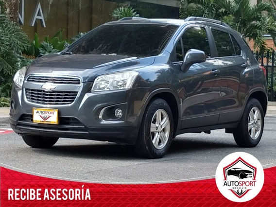 Chevrolet Tracker Lt - Autosport Medellin