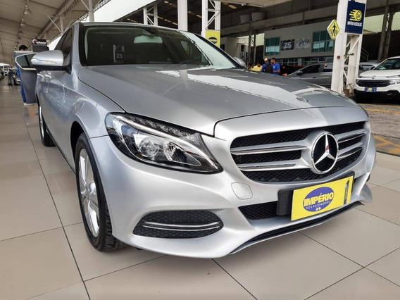 Mercedes-benz C 180 1.6 Cgi 16v Turbo Gasolina 4p