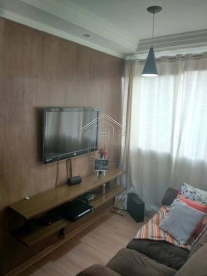 Apartamento Em Condomínio Padrão Para Venda No Bairro Centro, 2 Dorm, 1 Vagas, 56,00 M - 11452diadospais