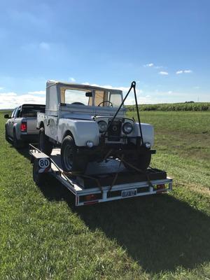 Alquiler De Trailers Y Transporte De Vehículos