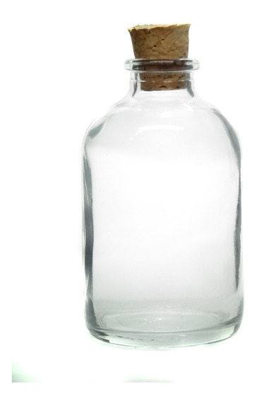 Frascos-botellas Vial Difusor 100 Cc Corcho X 20+ 100 Varill