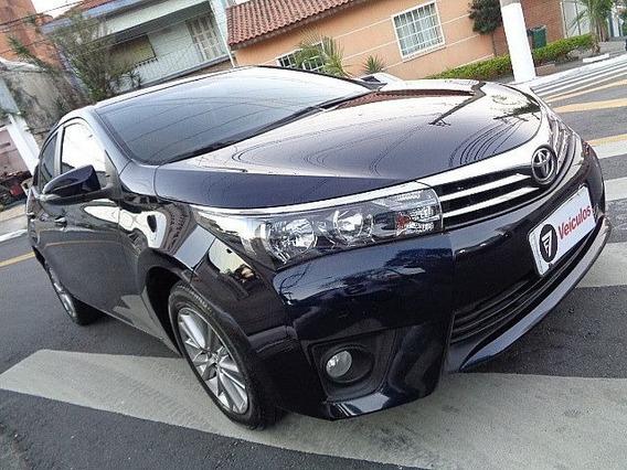 Toyota Corolla 2.0 Xei 16v Automatico 2017 - F7 Veículos