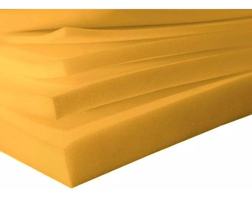 Plancha De Goma Espuma De 2mtros X 1mtro De 4 Cm De Espesor