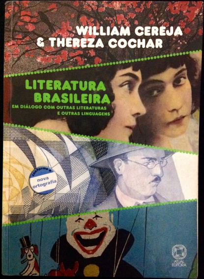 Livro Literatura Brasileira