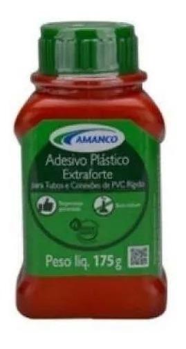 Cola Para Cano 175g Extrafort Amanco Pincel Irrigação