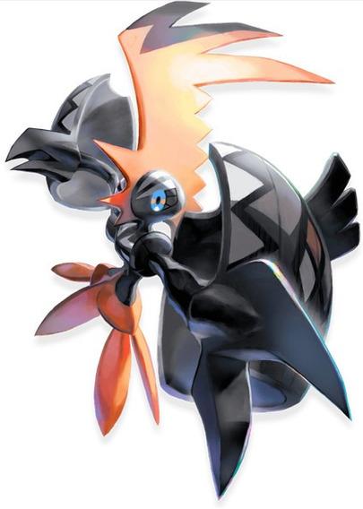 Pokémon Tapu Koko Shiny Evento Japonês - Usum/sm
