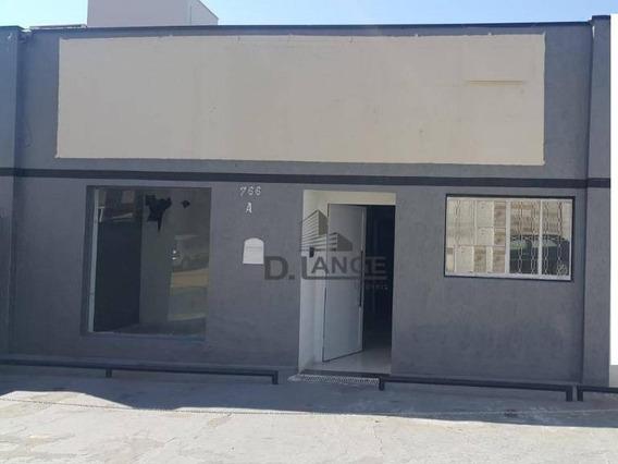 Casa À Venda, 150 M² Por R$ 780.000 - Vila Itapura - Campinas/sp - Ca12222
