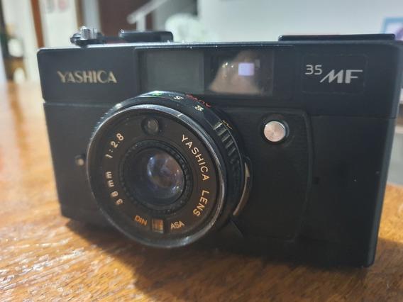 Camera Fotográfica Yashica 35 Mf