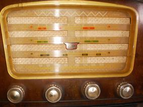 Antigo Radio Semp Capelinha Pt-76 Funcionando.lindo.