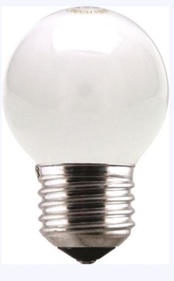 Lampada Inc Bolinha Leitosa 15w 127v - Kian