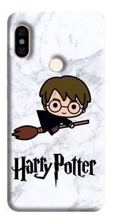 Estuche Forro Carcasa Harry Potter iPhone Samsung Huawei
