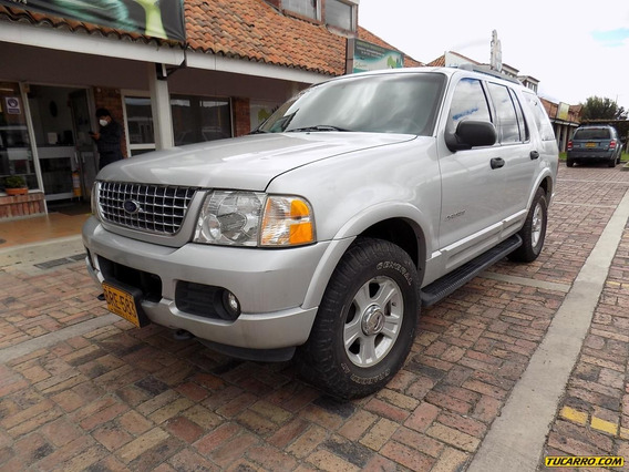 Ford Explorer Xlt 4.0cc At Aa 4x4
