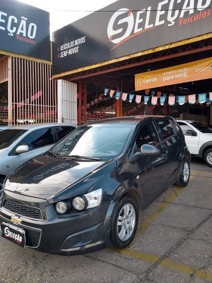 Chevrolet Sonic 1.6 Lt 16v Flex 4p Automático