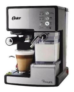 Cafetera Oster PrimaLatte BVSTEM6601 Plata 220V