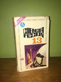 Libro, Ciencia Ficción 13, Antología.