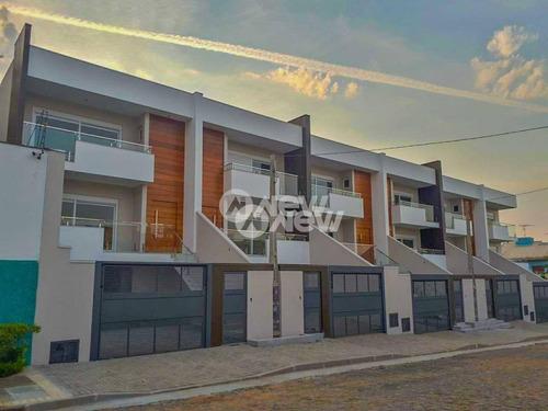 Imagem 1 de 30 de Sobrados Alto Padrão Com 3 Dormitórios À Venda, 212 M² Por R$ 980.000 - São José - São Leopoldo/rs - Ca3487