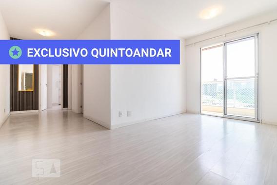 Apartamento No 8º Andar Com 2 Dormitórios E 1 Garagem - Id: 892976187 - 276187