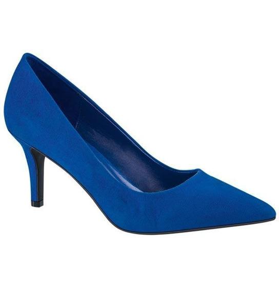 Zapatillas Mujer Marca Yaeli Mod 1d L21 Azul Rey