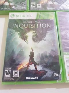 Dragon Age Inquisition Xbox 360 Nuevo Sellado