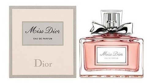Imagen 1 de 3 de Perfume Miss Dior Eau De Parfum 100ml Original + Obsequio