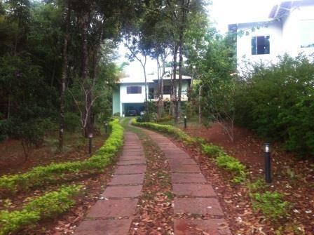 Casa Em Condomínio Com 4 Quartos Para Comprar No Condomínio Das Águas Claras Em Brumadinho/mg - 316
